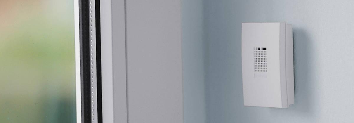 détecteur de bris de vitre latéral