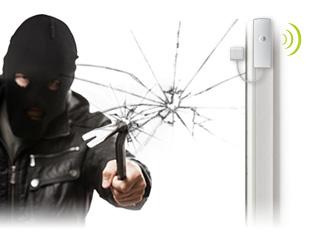 Un système anti-effraction efficace pour les vitres