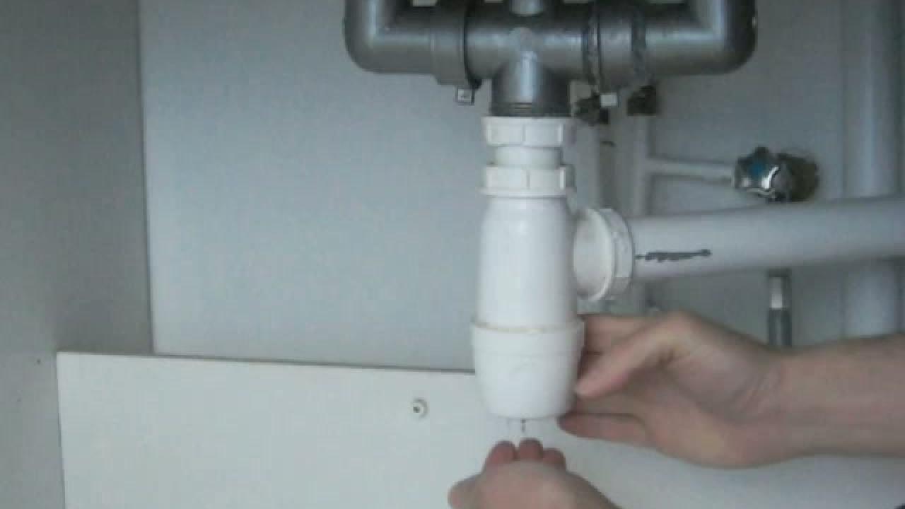 Le rôle du Siphon dans la plomberie