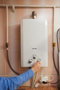 installation chauffe-eau